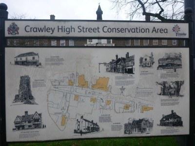 Touring Crawley