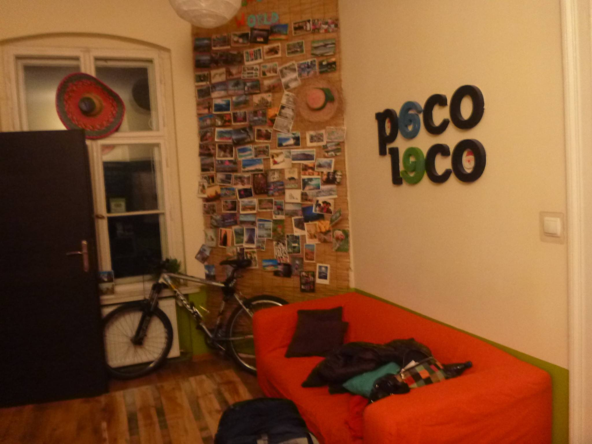 Backpacking in Poland: Staying at the Poco Loco Hostel in Poznan, Poland