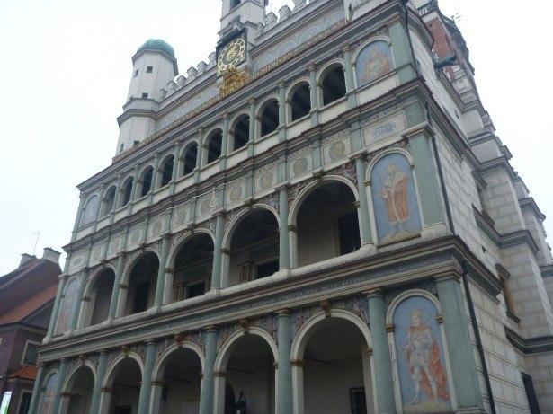 The impressive Rathaus