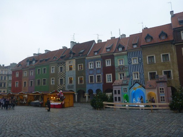 Stary Rynek - Old Town Square