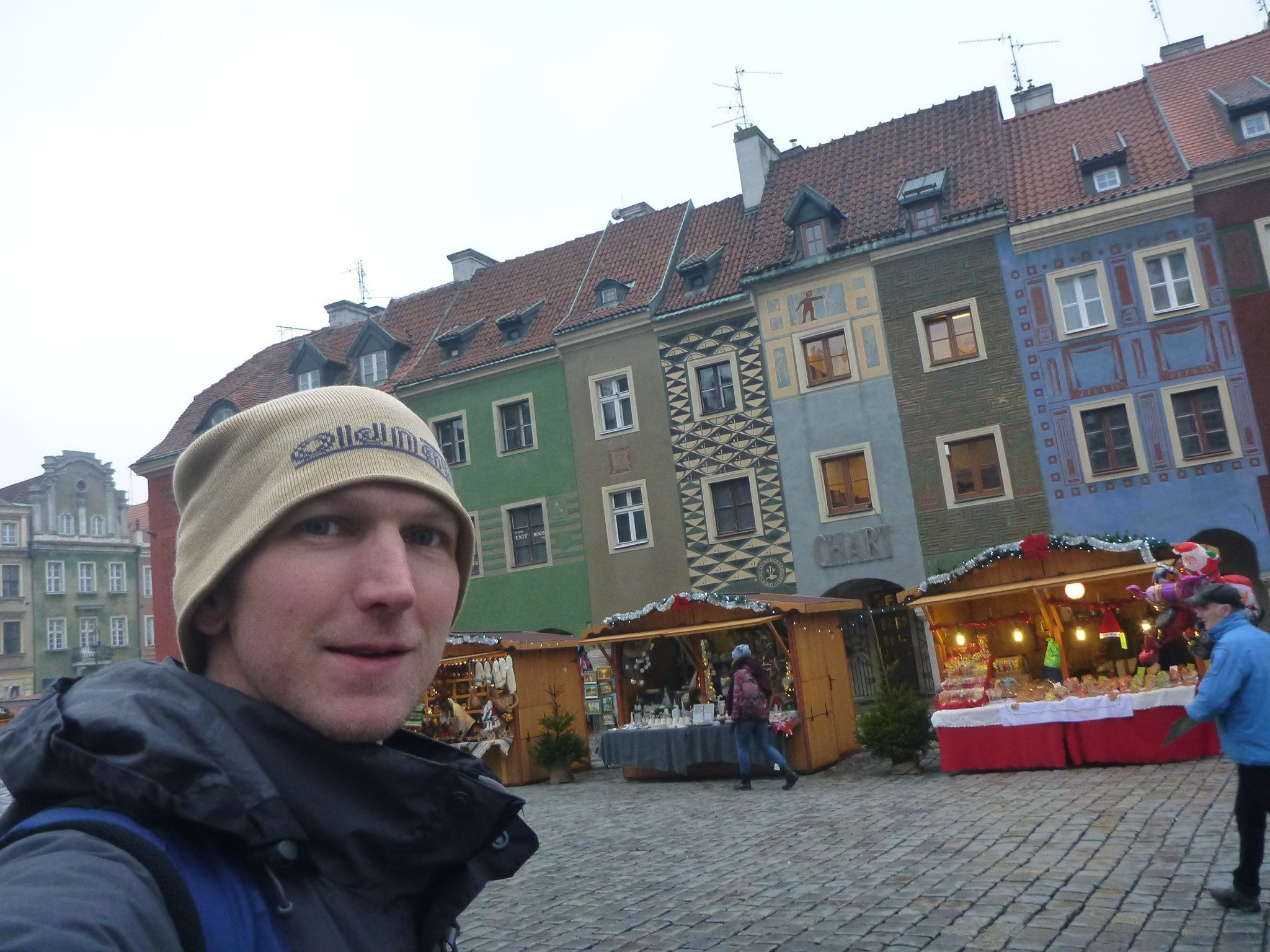 Backpacking in Poland: Top 5 Sights in Poznan