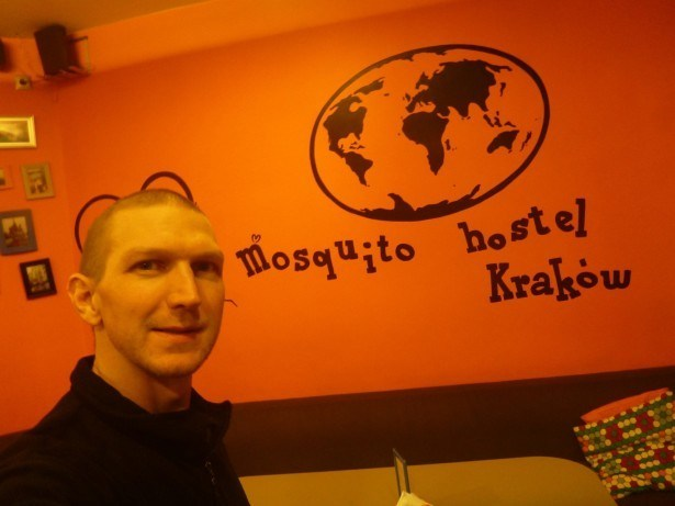 Backpacking in Poland: Staying at the Highly Rated Mosquito Hostel in Krakow