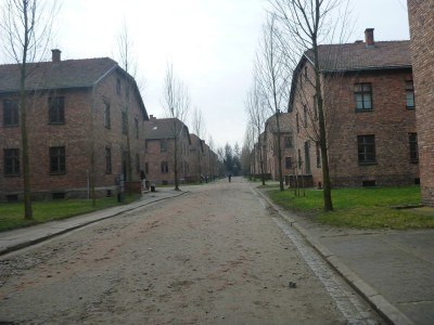 Downtown Auschwitz: No backpacker's paradise my friends