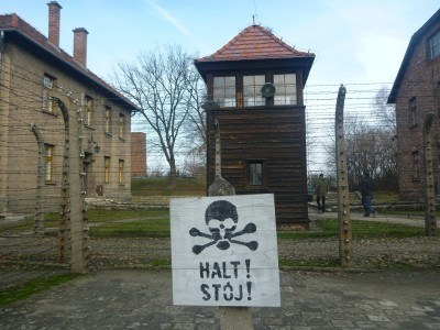 Day tour of Nazi Concentration Camps: Part 1 - Auschwitz I