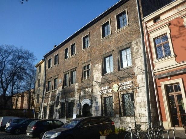 Jewish Quarter, Krakow, Poland