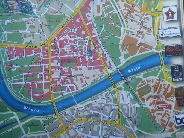 Touring Jewish Krakow