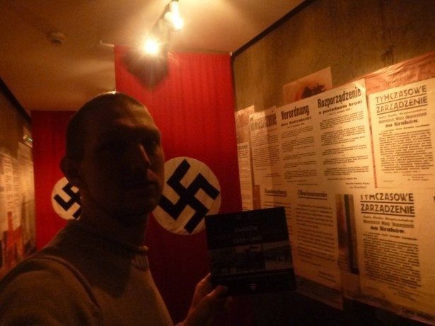 Touring Schindler's Factory