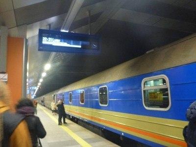 World Borders: Night Train from Poland to Ukraine (Krakow to Lviv)