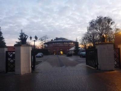 The 5 Star Citadel Inn in Lviv, Ukraine