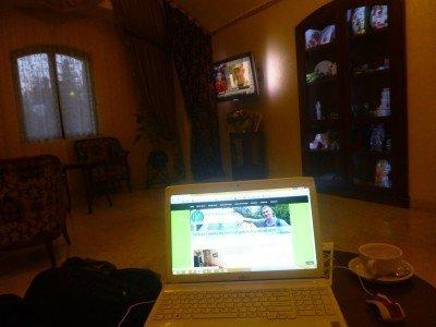 Blogging in Lviv