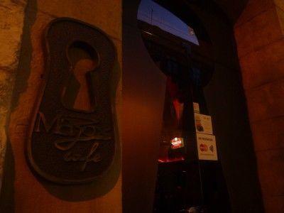 Masoch Cafe, Lviv, Ukraine