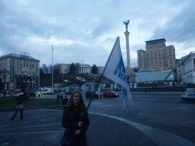 Lyza from Kiev Free Tours