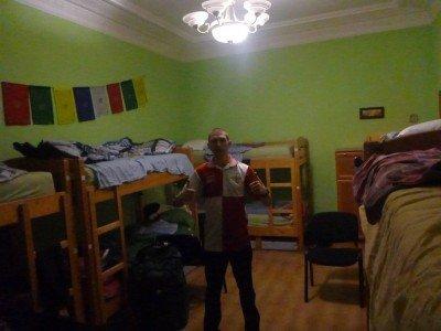 Backpacking in Ukraine: Staying at the Tiu Khreshchatyk Hostel in Kiev