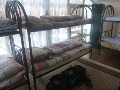 My cosy dorm room