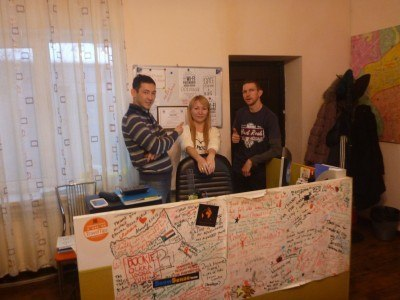 Backpacking in Kazakhstan: Staying at Almaty Backpackers