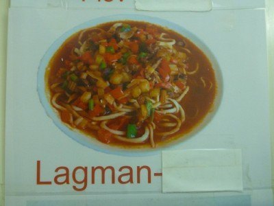 Friday's Featured Food: Lagman in Almaty, Kazakhstan