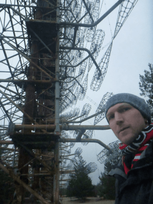 Best Travel Blog on Chernobyl Northern Irishman Jonny Blair
