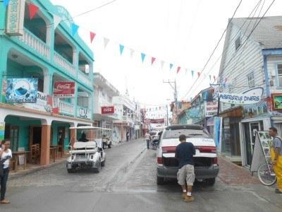 Downtown San Pedro, La Isla Bonita, Belize