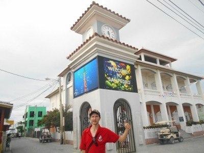 Central San Pedro, La Isla Bonita, Belize