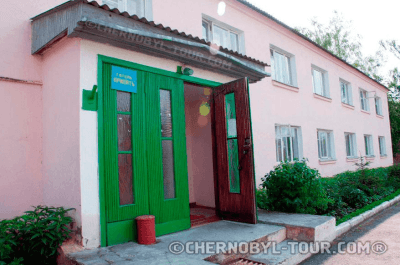 Hotel Pripyat in Chernobyl https://chernobyl-tour.com/overnight_in_the_chernobyl_hotel_en.html