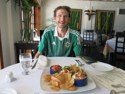 Nachosl at La Isla Bonita