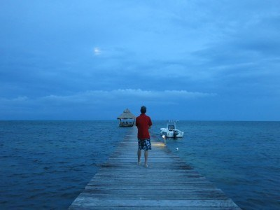 Three Days in Madonna's Island: La Isla Bonita, San Pedro, Belize