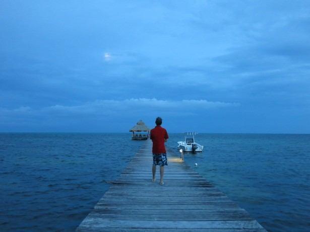 Three Days in Madonna's Island: La Isla Bonita, San Pedro, Belize