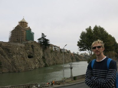 Backpacking in Tbilisi, Georgia. Photos you never saw.