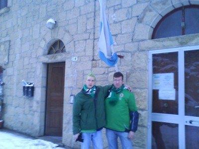 Touring San Marino
