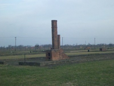Chimneys from gas chambers