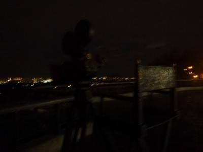Night time at Lover's Bridge