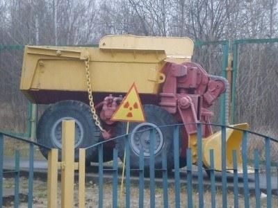 Danger: Radiation