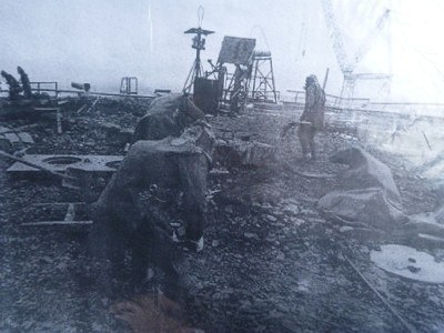 Old photos of Chernobyl