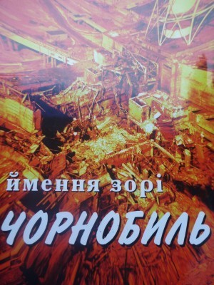 A book on the Chernobyl disaster