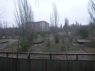Lenin Square, Pripyat