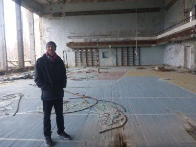The day I scored a hat-trick in Pripyat