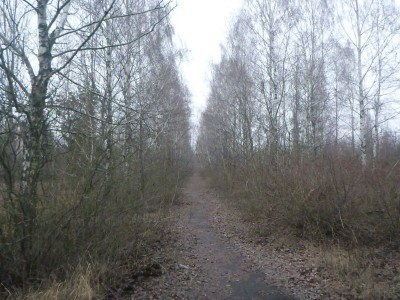Pripyat Park - Soviet style park, abandoned, un-used