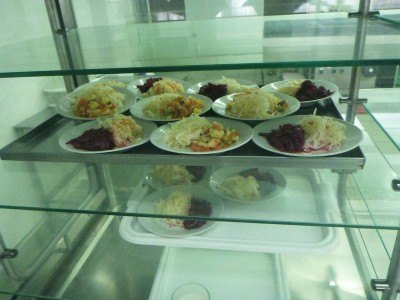 Backpacking in Ukraine: Chernobyl Tour Part 8 – Lunch in the CEZ