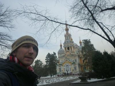 Zenkov's Cathedral in ALmaty