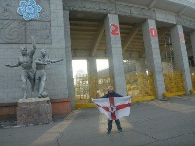 Flying the flag at FC Kairat