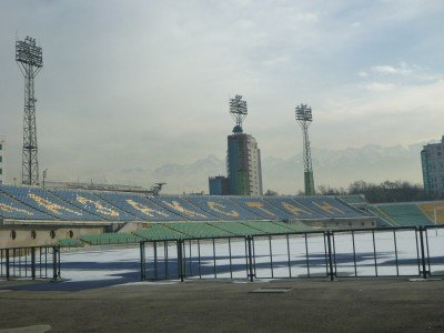 Central Stadium, home of FC Kairat