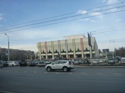 Auezov Theatre