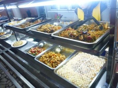 Amazingly good and cheap food at Daamduu Restaurant