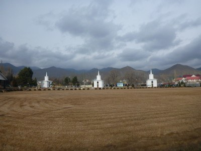 Touring Ruh Ordoh, Kyrgyzstan