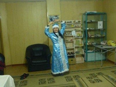 Happy go lucky Aigul, Krygyzstan Girl