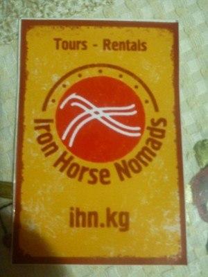 Iron Horse Nomads