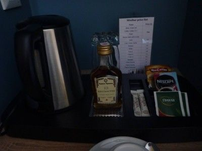 Tea, coffee