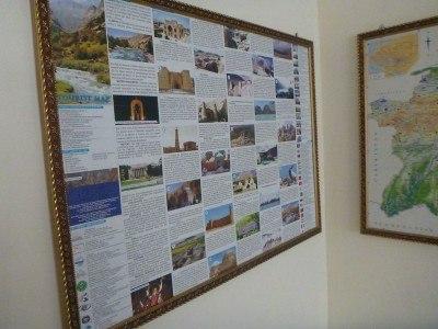 Inside the Tajikistan Embassy