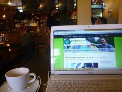 Thirsty Thursdays: Top Five WiFi Cafes For Digital Nomads in Bishkek, Kyrgyzstan