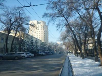 Moscovska Street